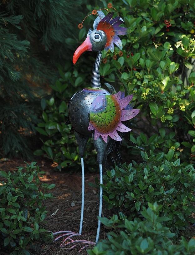 grote-kleurrijke-vogel-zilver