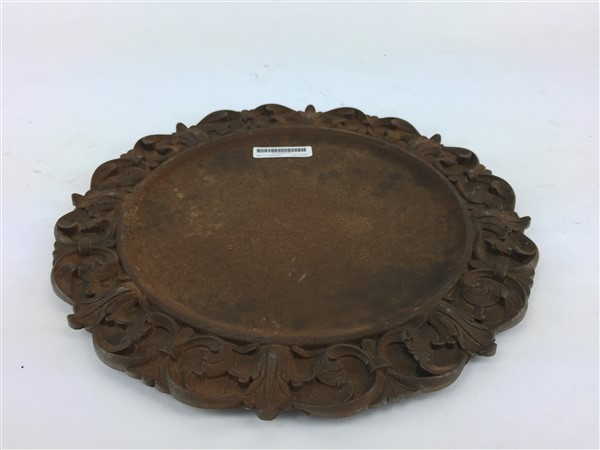 plastic-plate-brown