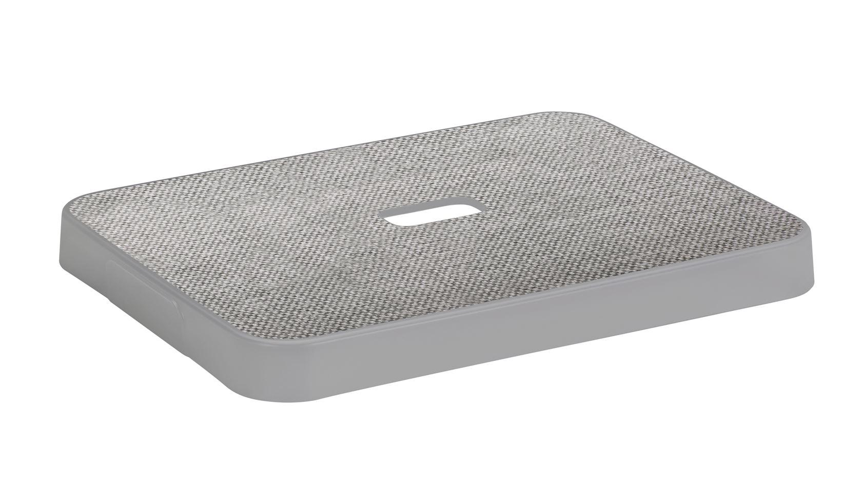 sunware-sigma-home-deksel-voor-box-24-of-32-ltr-stof-lichtgrijs