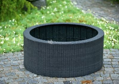 ubbink-acqua-arte-deco-wall-wicker-2-zwart