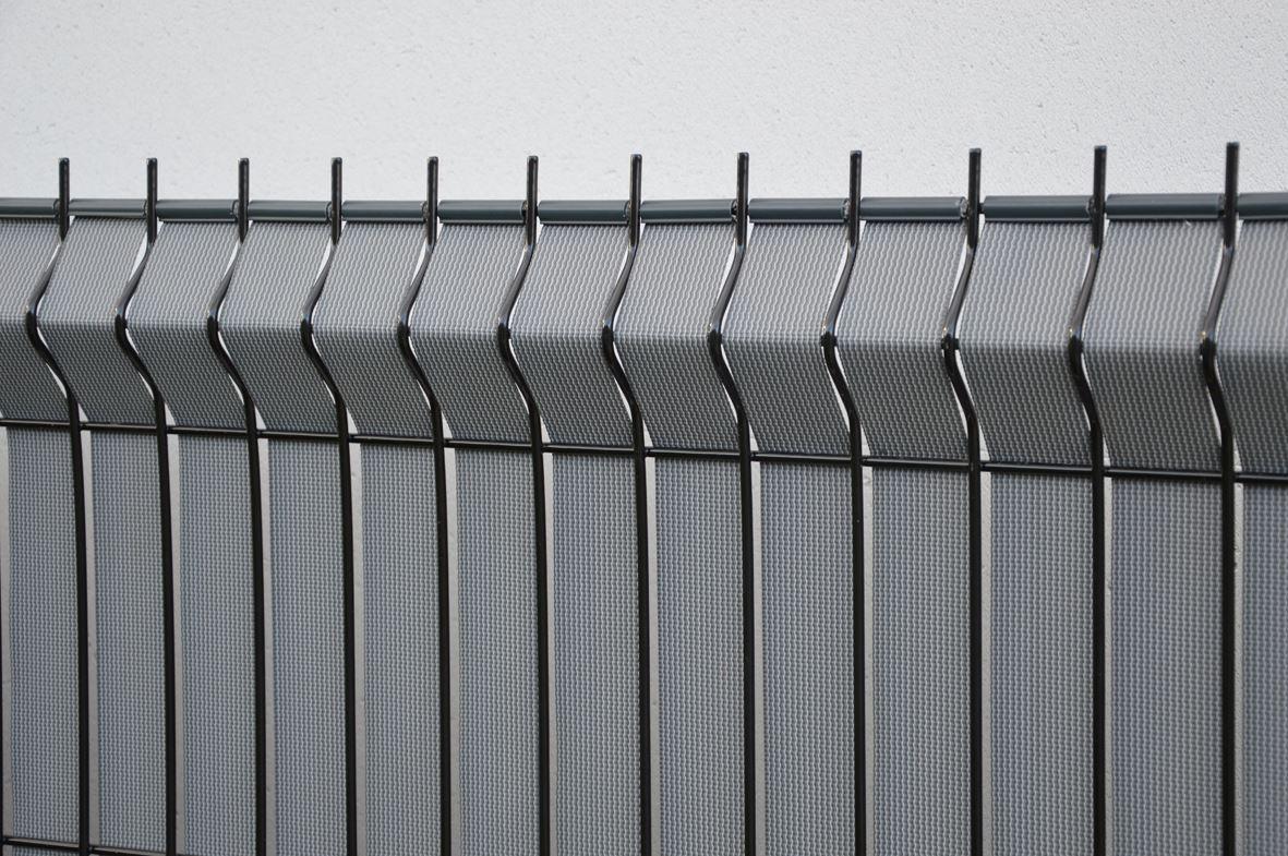 effenso fensonet weave textilene onyx grijs