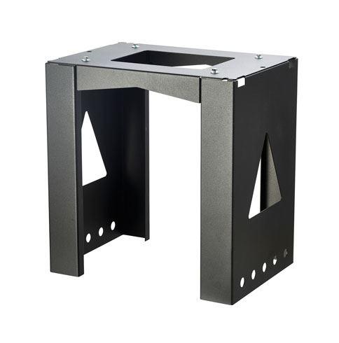 allux mounting base 8002 zwart