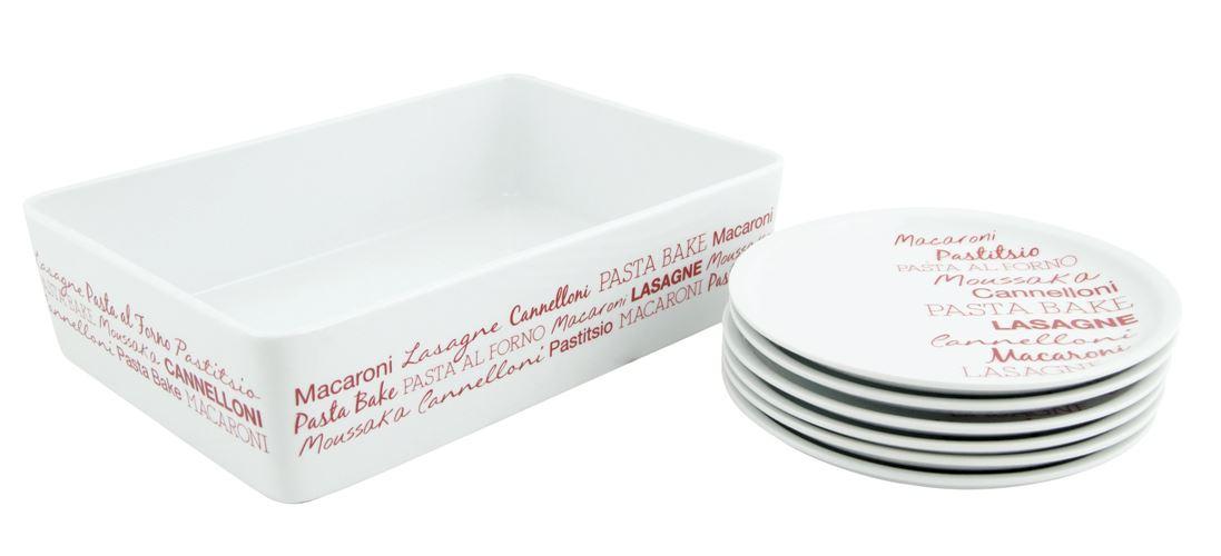 s&p lasagneset pisa pasta (7-dlg)