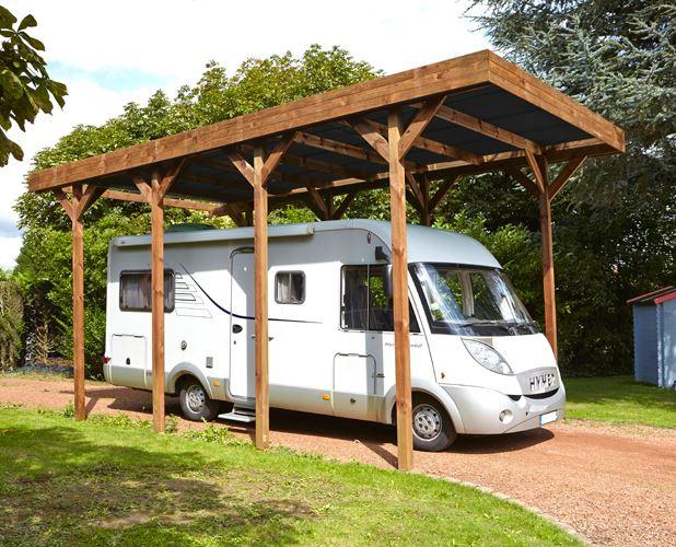 carport camping car