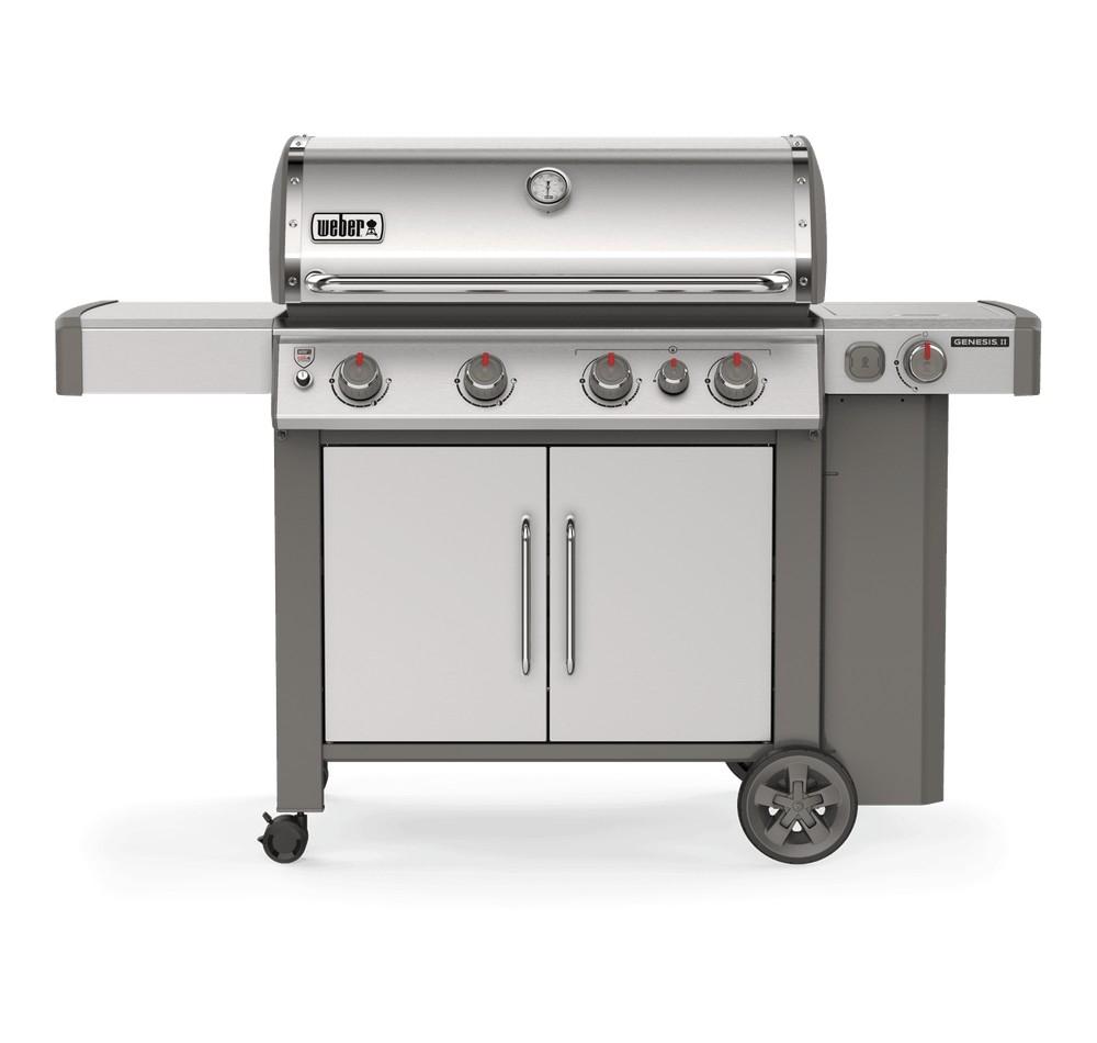 weber gasbarbecue genesis II sp-435 gbs