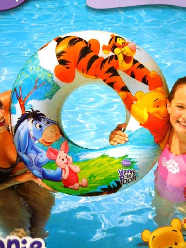 intex swim ring winnie the pooh