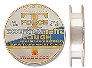 tabrucco nylon tournament tough 25,5/00 (052-30-250)