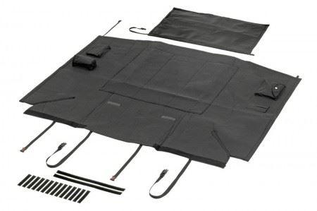 kofferbakbeschermdeken