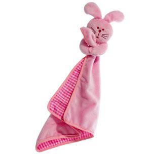 cuddle friend konijn roze