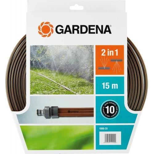gardena sproeislang bruin