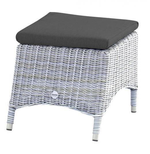 4so bolzano footstool with cushion frio