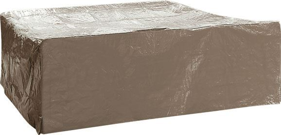 4so cover for lounge group taupe