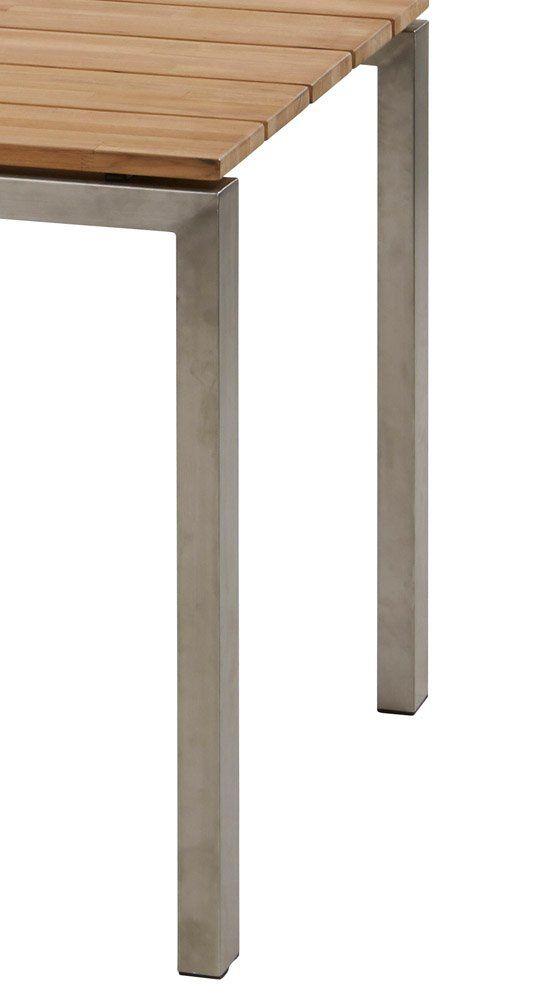 4so goa table frame stainless steel