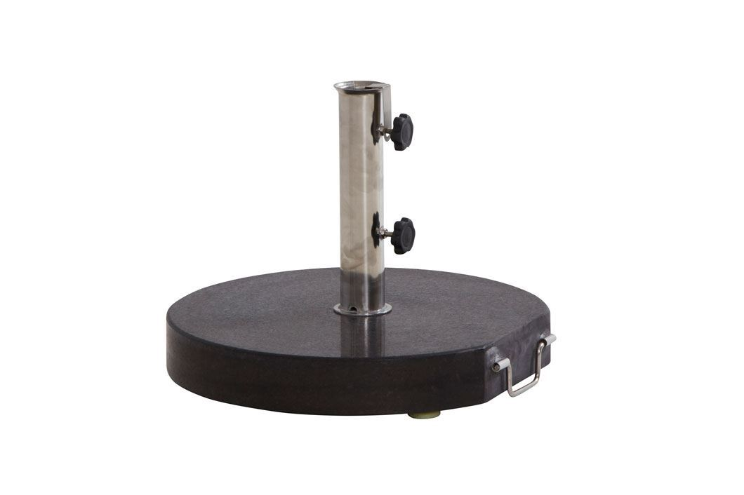 4so granite base with handle round (40 kg)