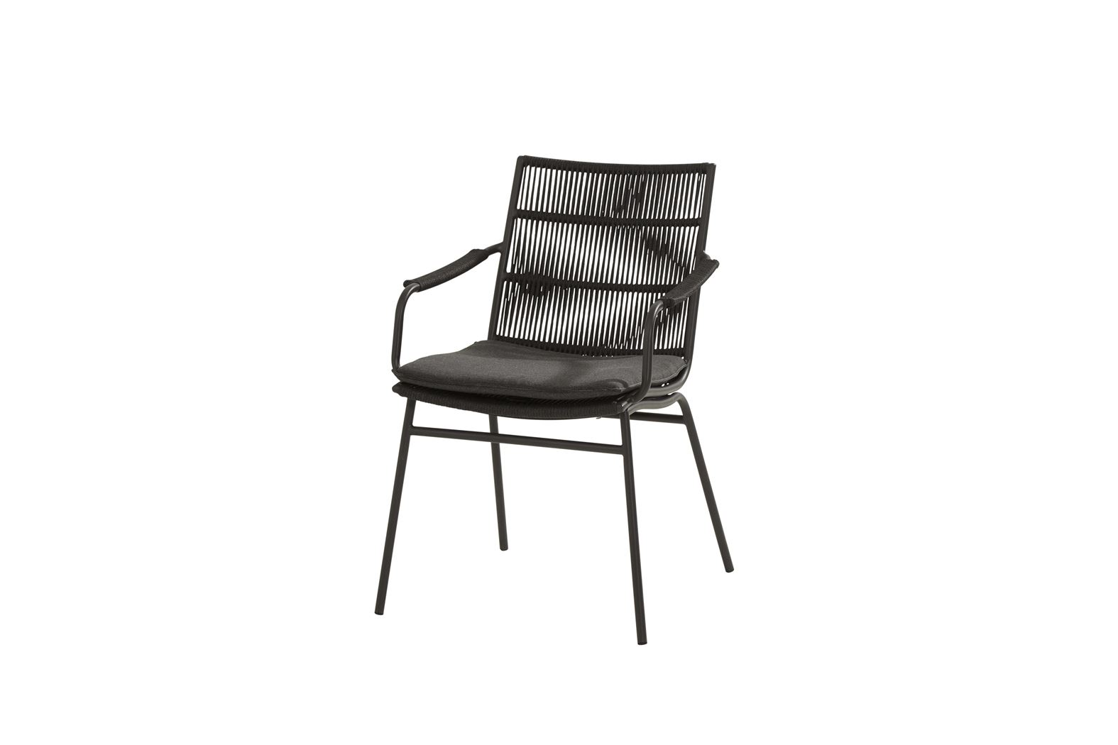 4so wave dining chair with cushion