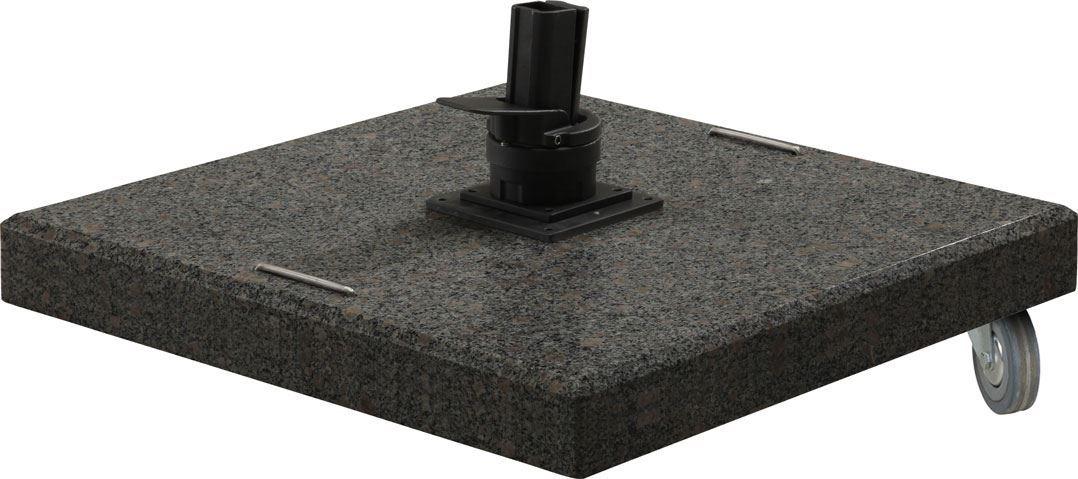 4so wheels for granite base (125 kg)(set van 4)