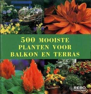 500 mooiste kuip- en balkonplanten