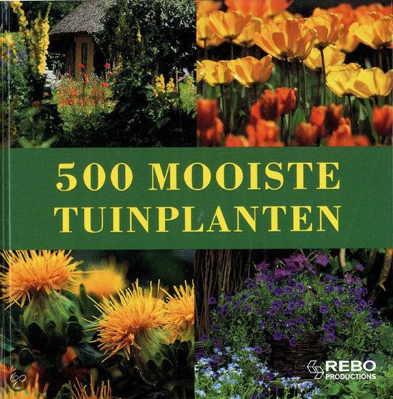 500 mooiste planten