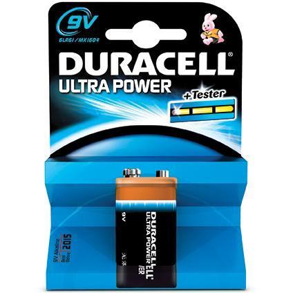 batterij duracell ultra power e-block lr61