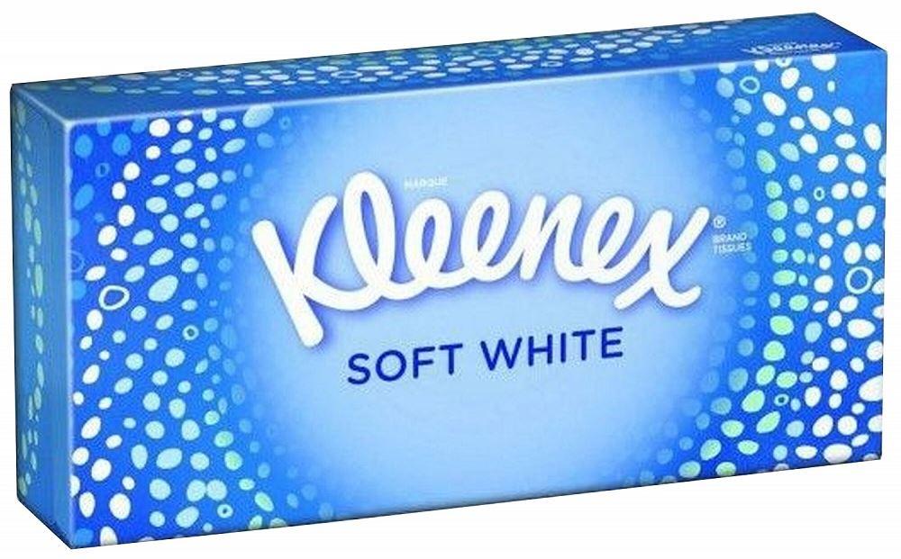 kleenex zakdoeken soft white (70sts)