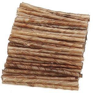 hondensnacks buffelhuid - sigaretje 7/8mm (100sts)