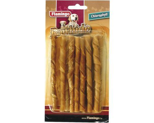 hondensnacks buffelhuid - dental chew sigaretje