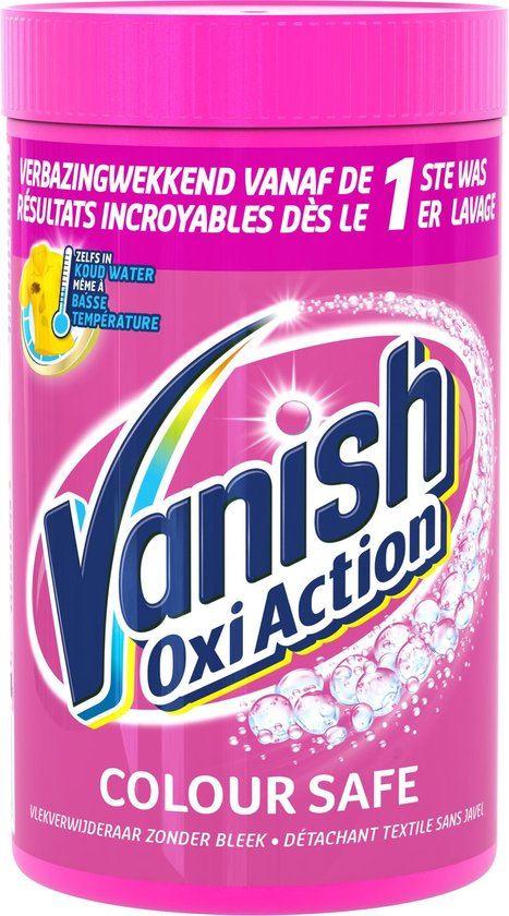 vanish oxi action colour safe