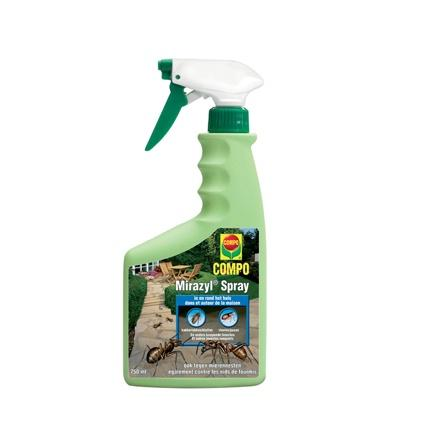 compo barrière insect mirazyl spray