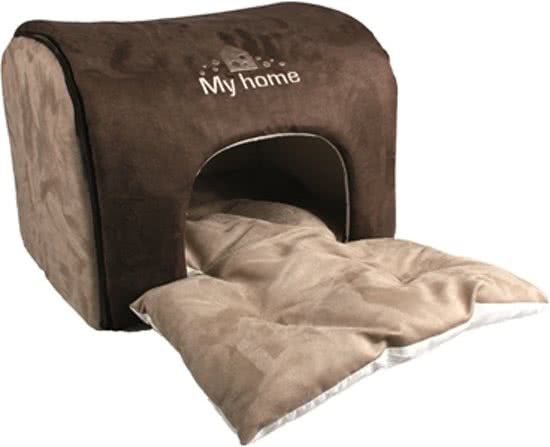 hondenhuis my home bruin