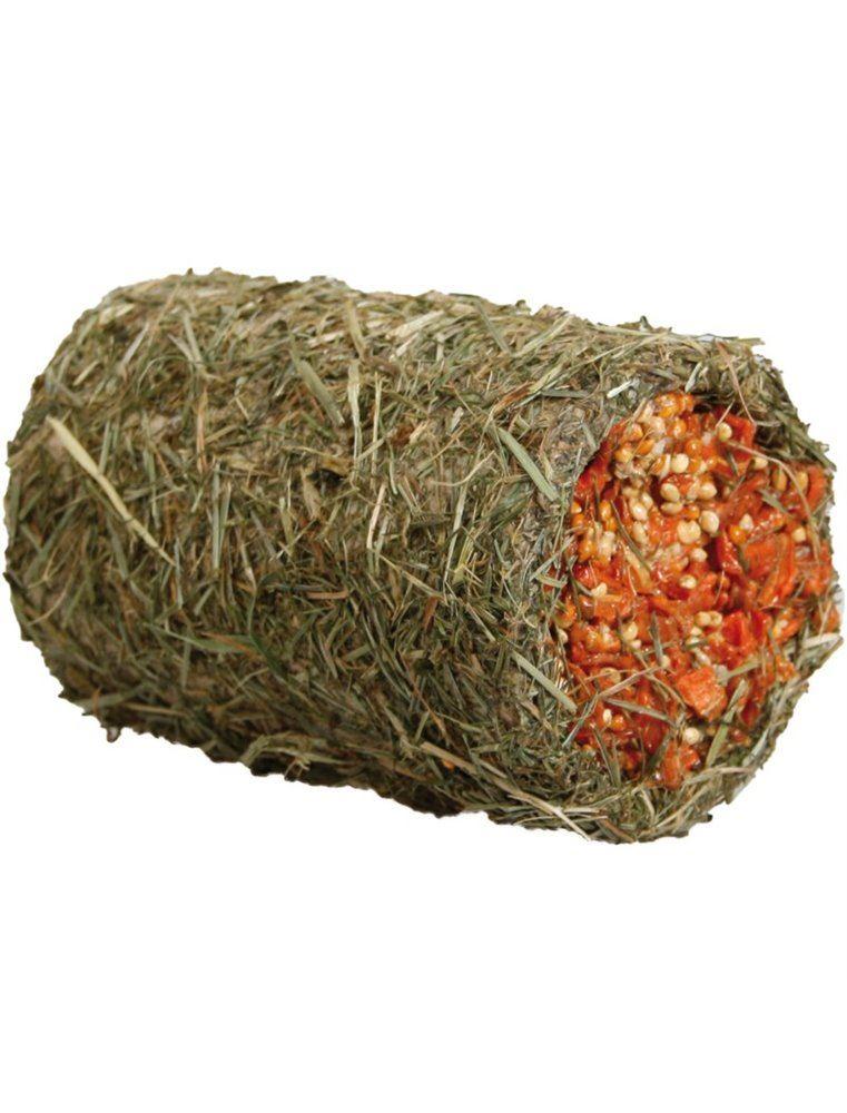 knaagtunnel tubez gevuld met wortel