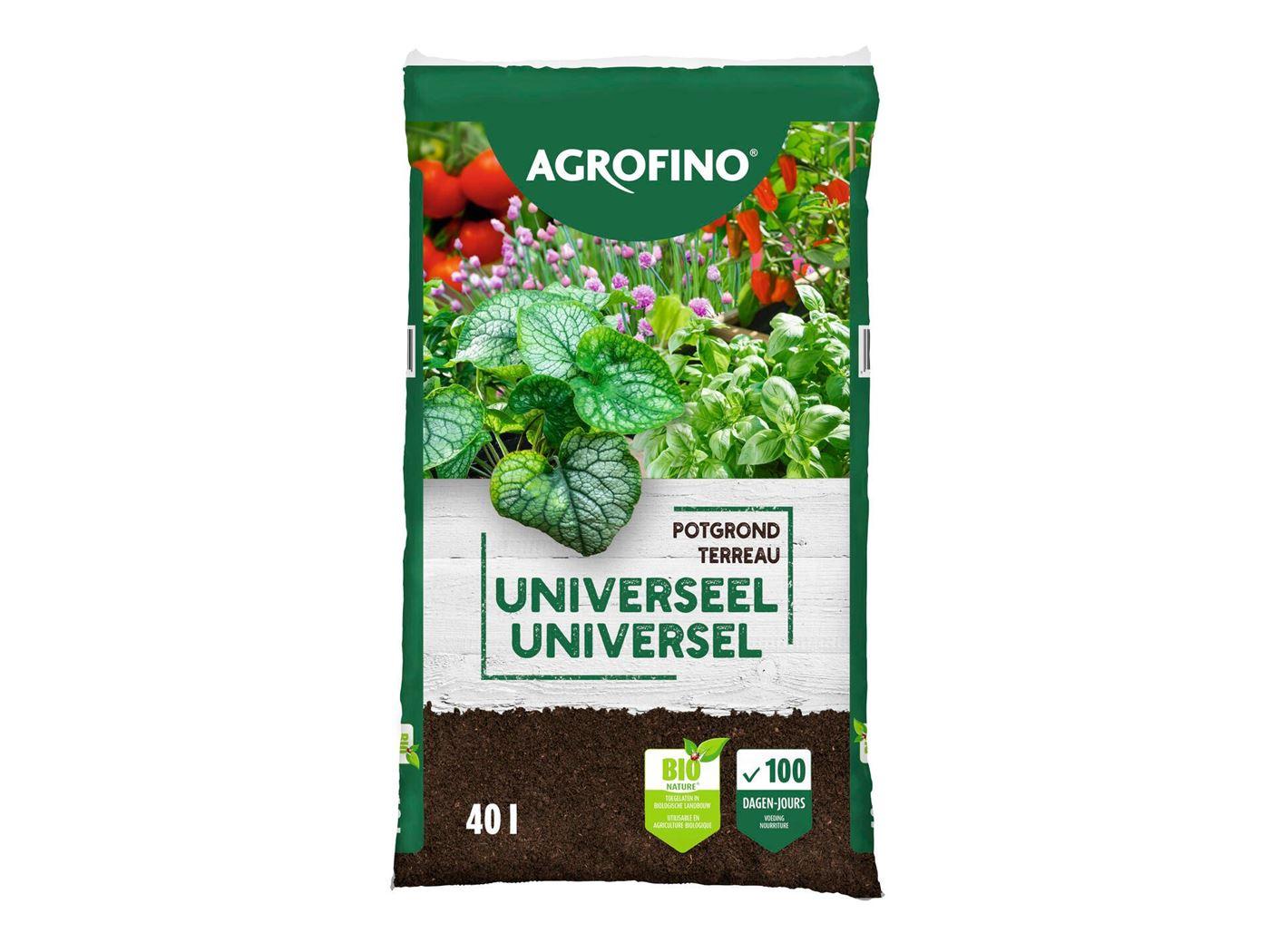 agrofino universele potgrond bionature