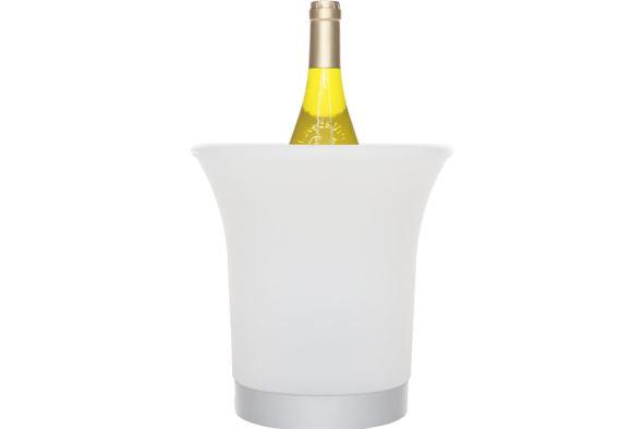 champagne emmer multi color flashing