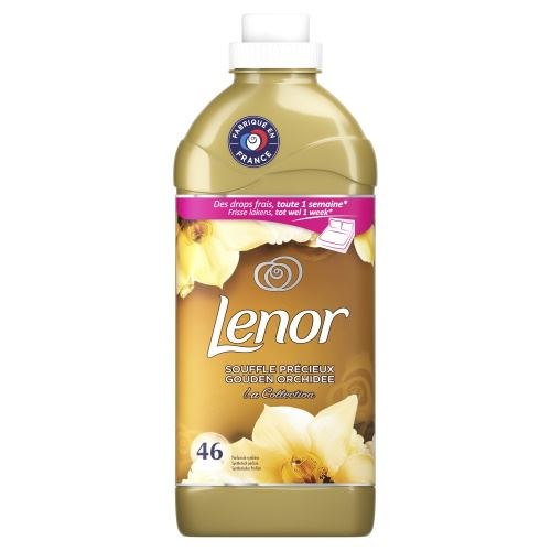 lenor wasverzachter gold orchid
