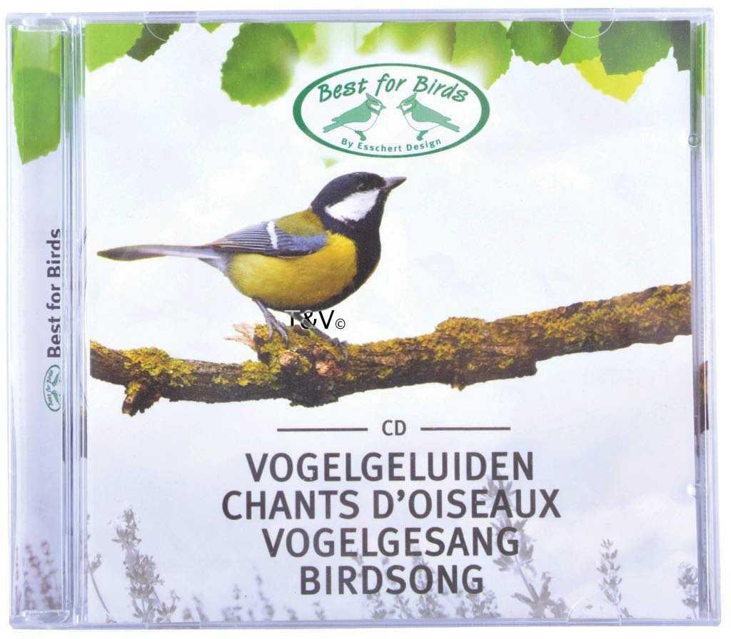 best for birds cd vogelgeluiden