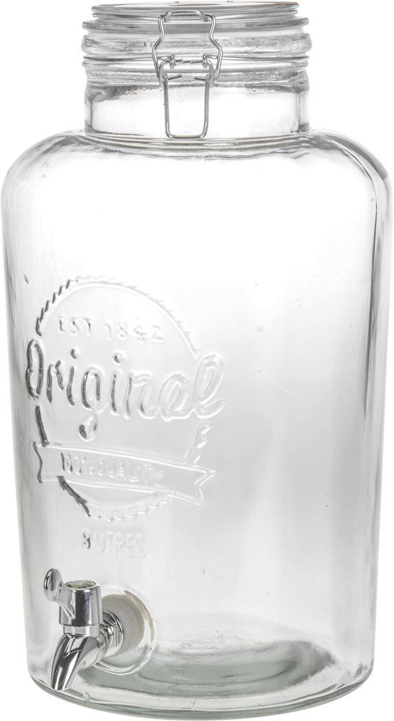 drankdispenser glas