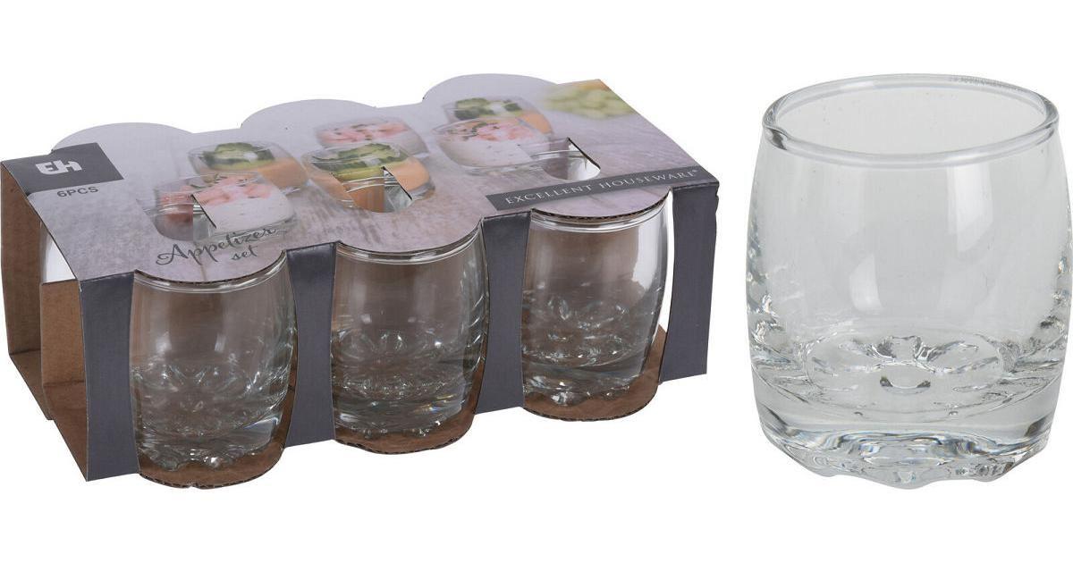 amuseset glas (6sts)