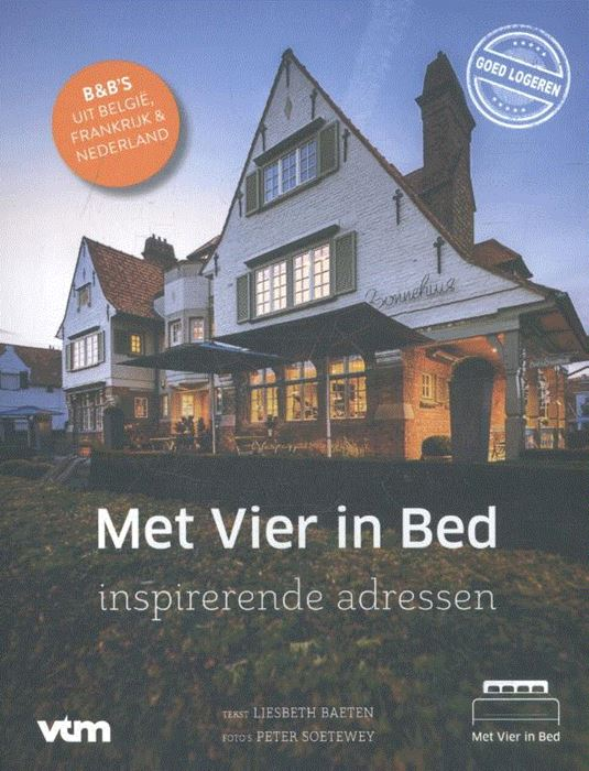 liesbeth baeten - met vier in bed