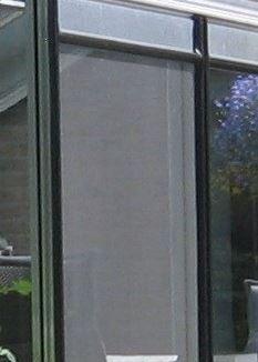 acd hordeur voor tuinserre prestige gecoat