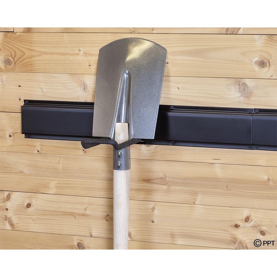 acd ophangsysteem voor spades/harken aluminium