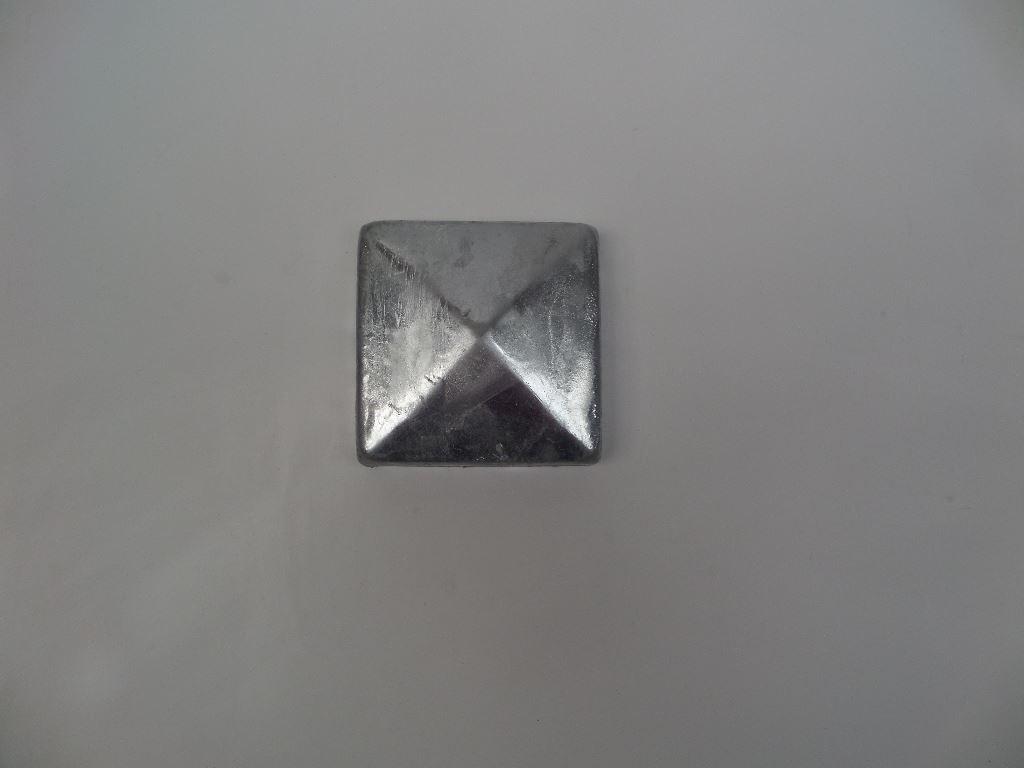 afdekplaat piramidevorm vuurverzinkt
