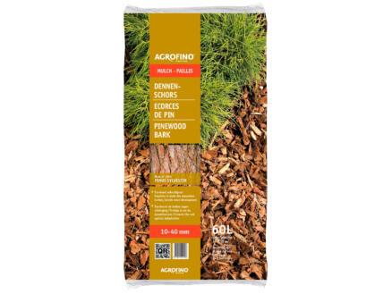 agrofino dennenschors mulch 10/40mm