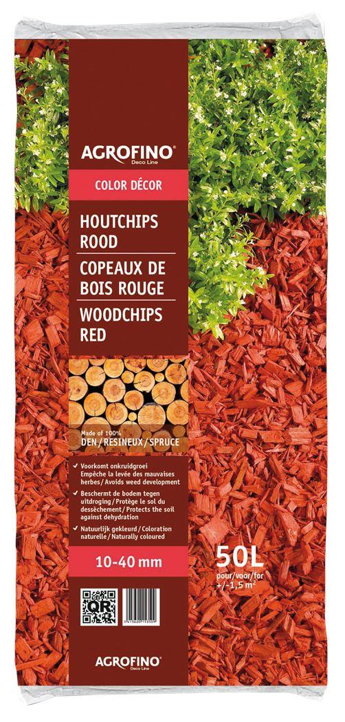 agrofino magic color mulch rood