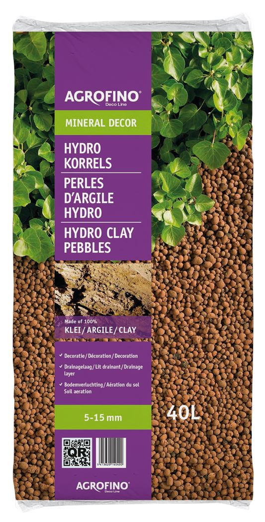 agrofino mineral decor hydrokorrels