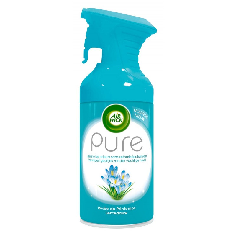 airwick pure air freshener lentedauw