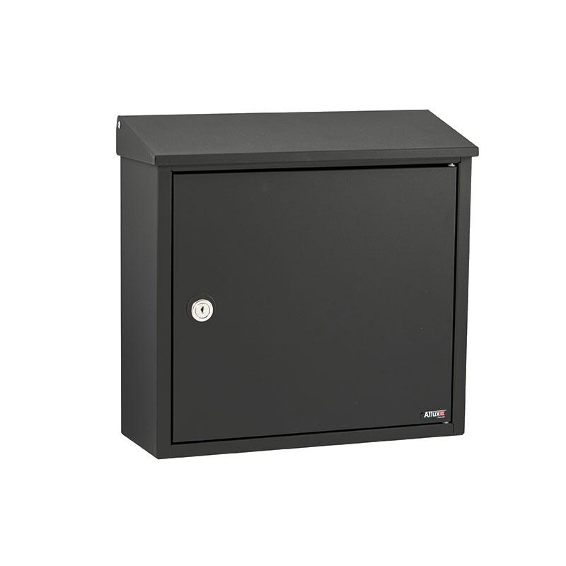 allux 400 black with euro lock