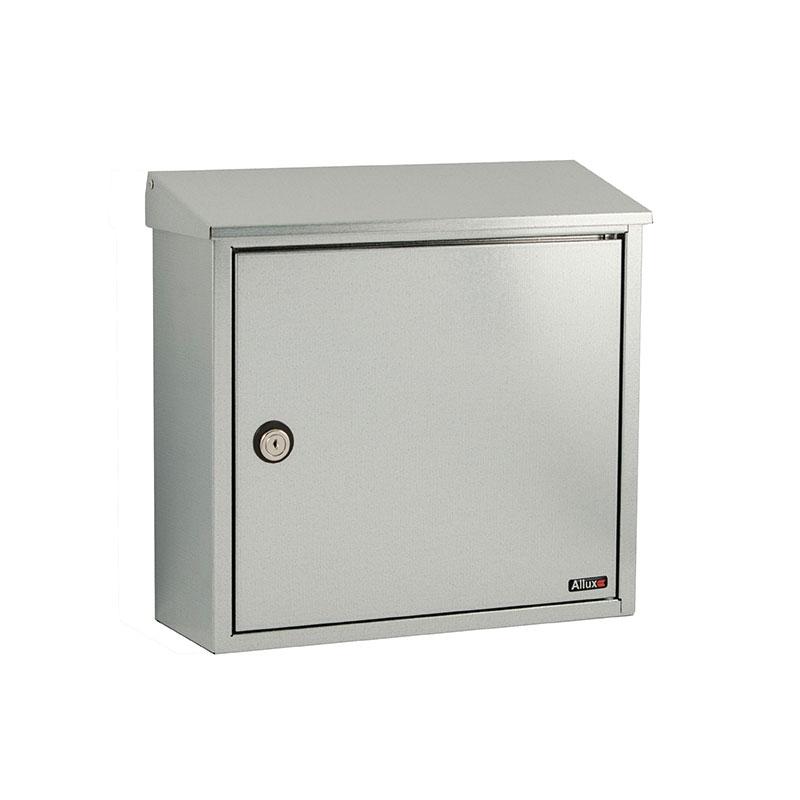 allux 400 galvanized steel with euro lock