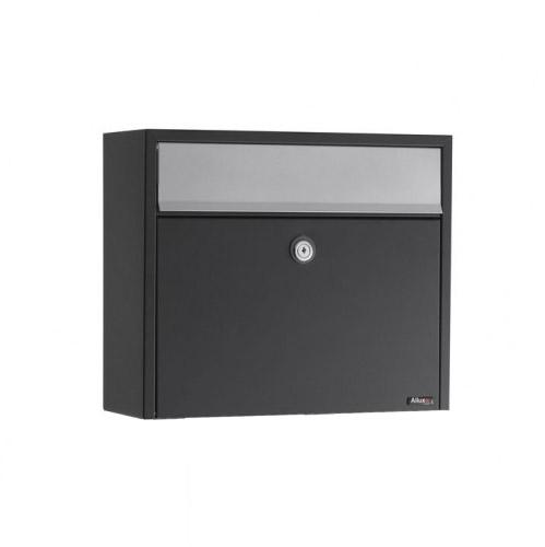 allux lt150 black with grey flap, ruko lock