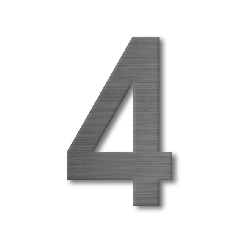 apartu huisnummer rvs 4