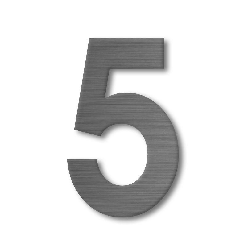 apartu huisnummer rvs 5