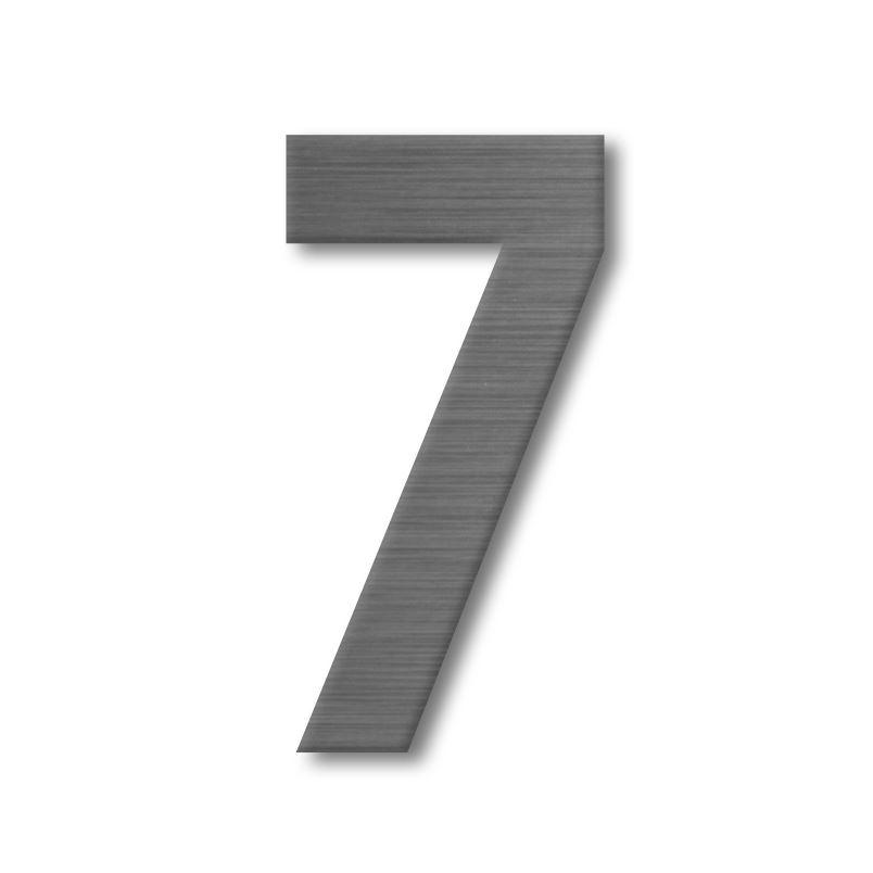 apartu huisnummer rvs 7